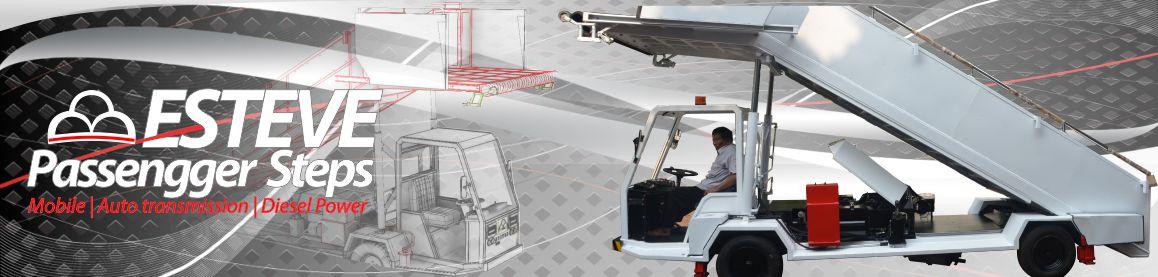 Mobile Passenger Steps